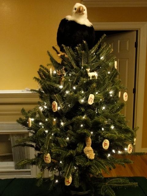 Clear Christmas Tree Lights
